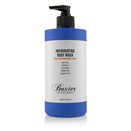 Invigorating Body Wash - Citrus And Herbal-Musk (Baxter Of California Citrus And Herbal Musk Deodorant)