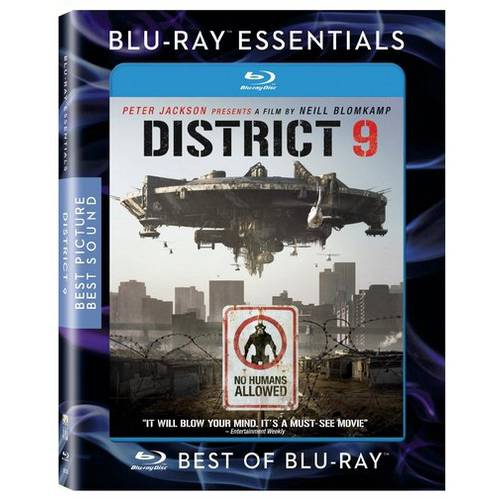 District 9 (2-Disc) (Blu-ray) (With INSTAWATCH) (Widescreen)