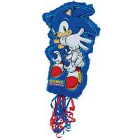 Sonic the Hedgehog Pull-String Pinata