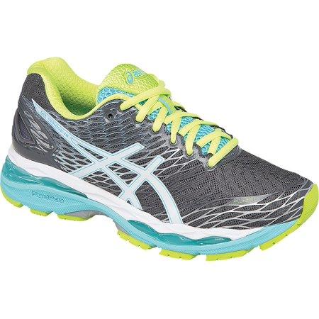 fe47e70b2d0 ASICS Women's GEL-Nimbus 18 Running Shoes T650N