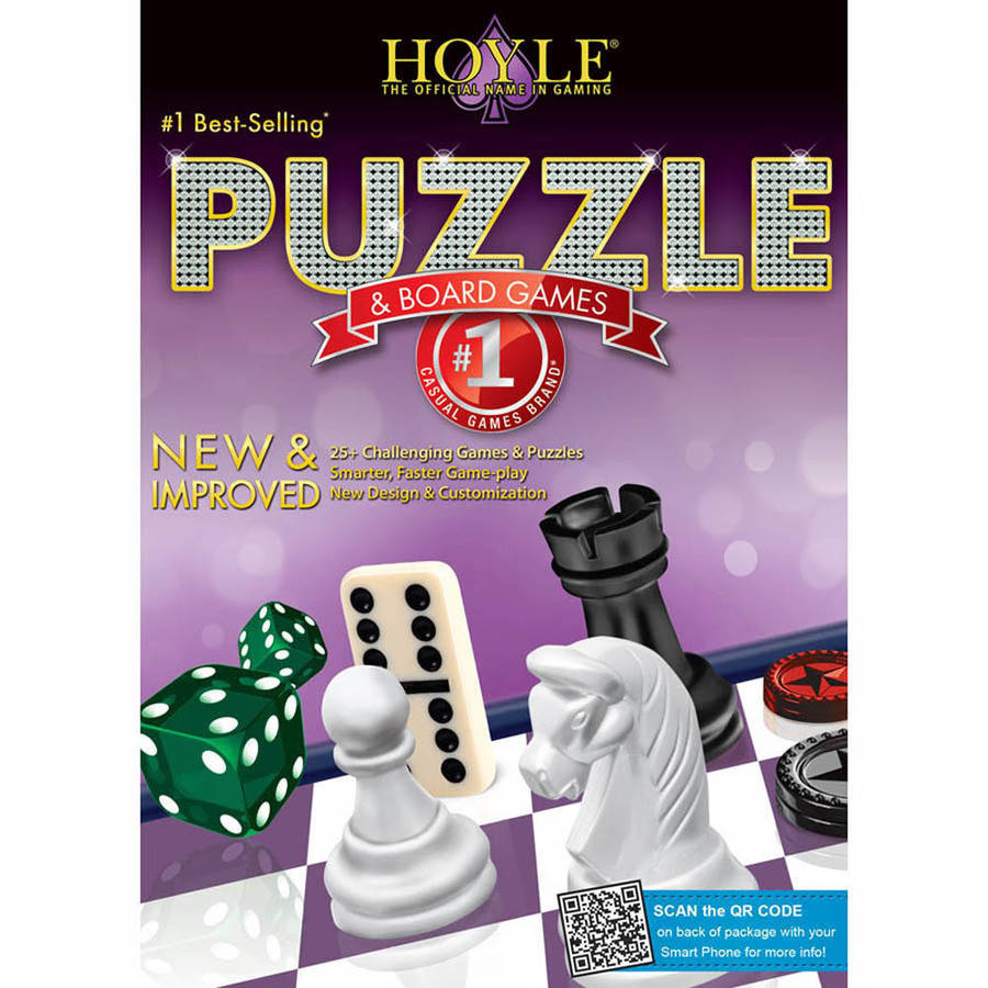 Encore Software 70400 Hoyle Puzzle and Board Games 2012 (Digital Code)