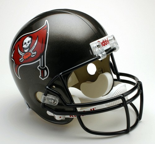 Tampa Bay Buccaneers 1997-2013 Throwback Riddell Deluxe Repl