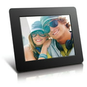 "Aluratek 8"" Digital Photo Frame with Automatic Slideshow and True Color LCD Display (800 x 600 resolution, 4:3 Aspect Ratio)"