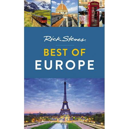 Rick Steves Best of Europe - eBook