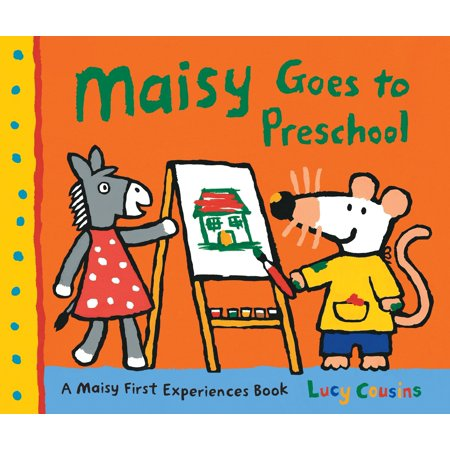 Maisy Goes to Preschool : A Maisy First Experiences Book