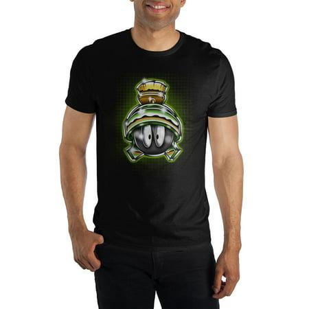 Looney Tunes Marvin The Martian Matrix Mens T Shirt