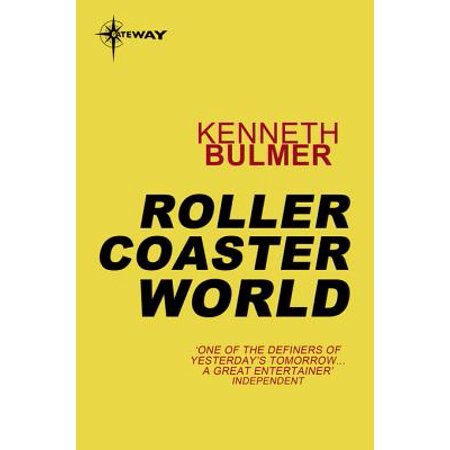 Roller Coaster World - eBook (Scariest Roller Coaster In The World 2016)