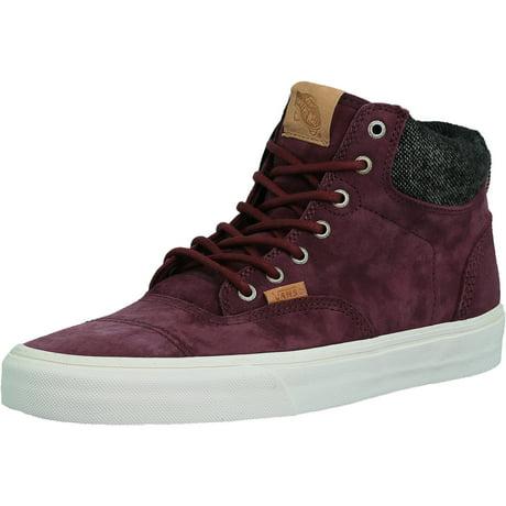 Vans Era Hi Ca Pig Suede Port Royale   Mix Textiles Ankle-High Fashion  Sneaker - 11M 9.5M 0eb20be30