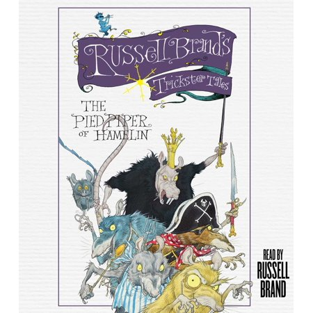 The Pied Piper of Hamelin : Russell Brand's Trickster - Rydell High