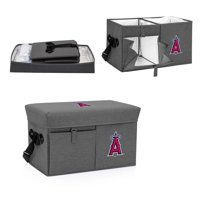 Los Angeles Angels Ottoman Cooler & Seat - Gray - No Size