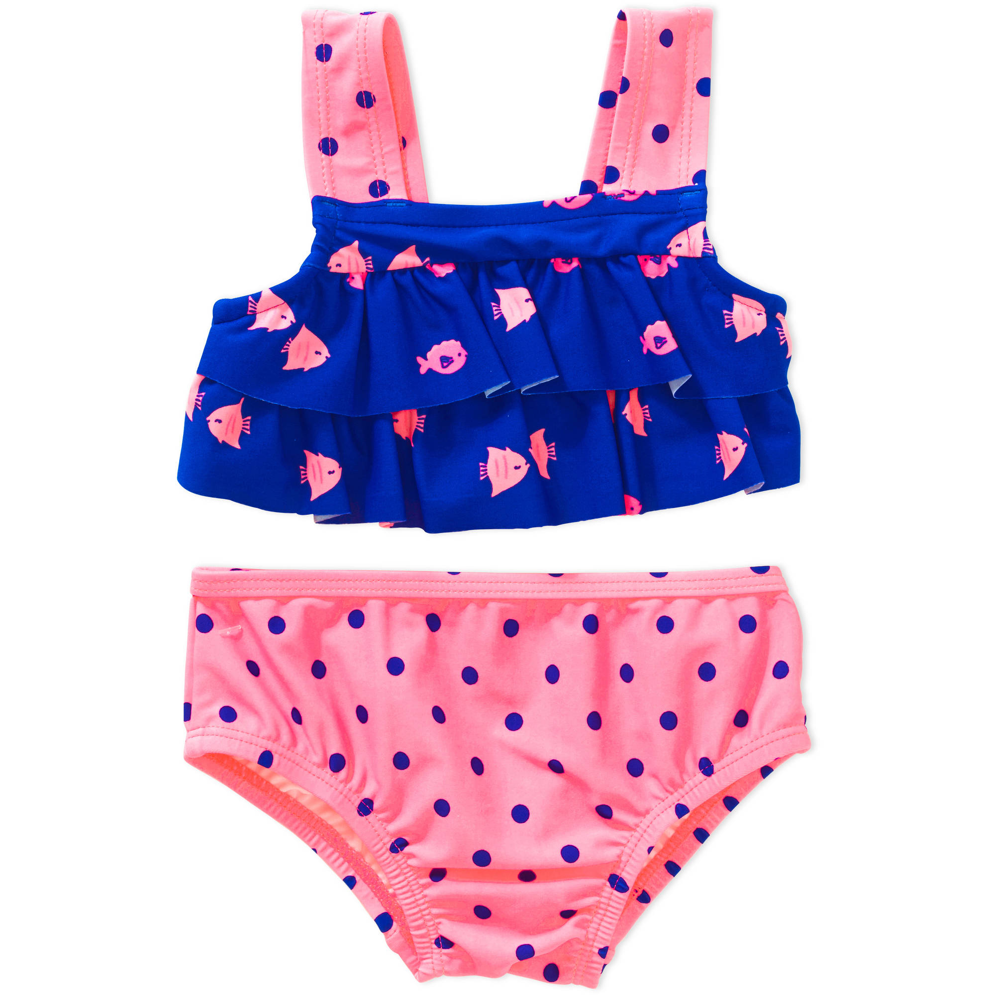 Child of Mine by Carters Baby Girls' 2 Piece Swimsuit, Online Exclusive