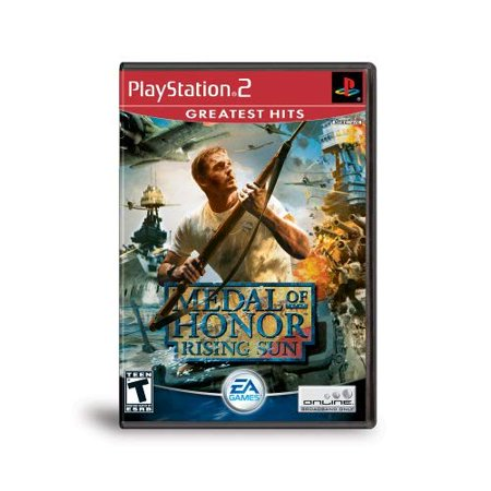 Refurbished Medal Of Honor Rising Sun For PlayStation 2 (Medal Of Honor Rising Sun Cheat Codes)
