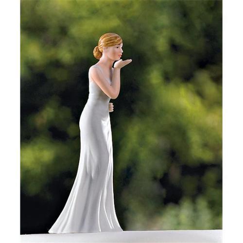 Weddingstar 9085 Bride Blowing Kisses Figurine