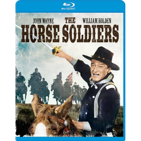 - The Horse Soldiers (Blu-ray)