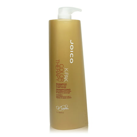 K-Pak Color Therapy Shampoo, By Joico, 33.8 Oz