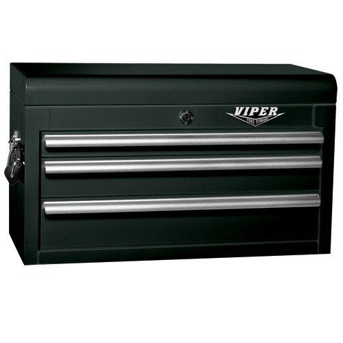 Viper Tool Storage 26'' Wide 3 Drawer Top Cabinet II