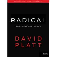 Radical Small Group Study - Member Book