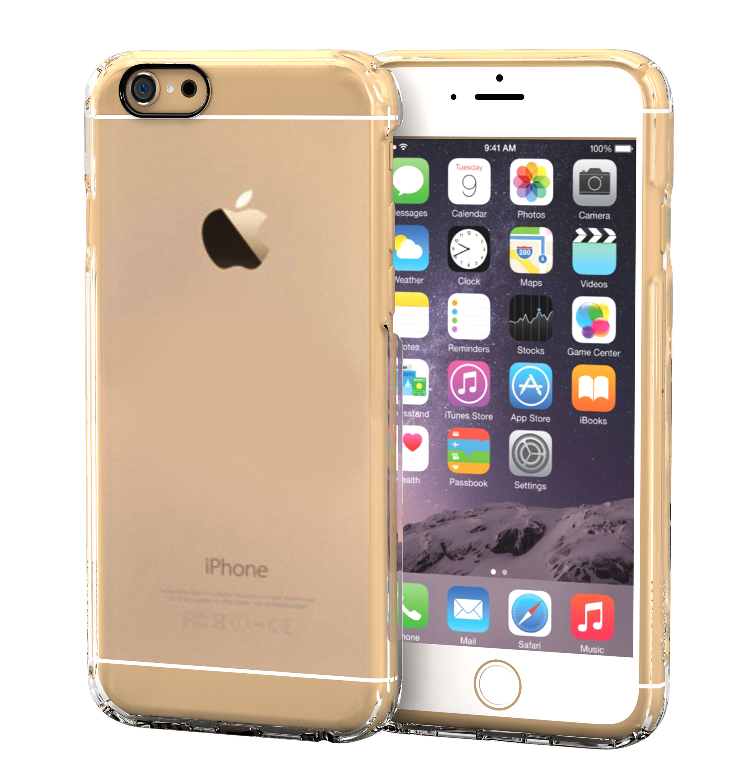 iPhone 6s Case, roocase iPhone 6 4