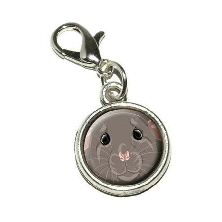Dumbo Rat - Dumbo Rat - Pet Mouse Rodent Bracelet Charm