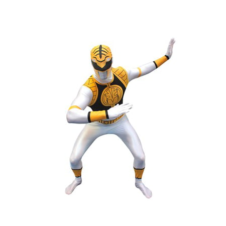 White Power Ranger Morphsuit