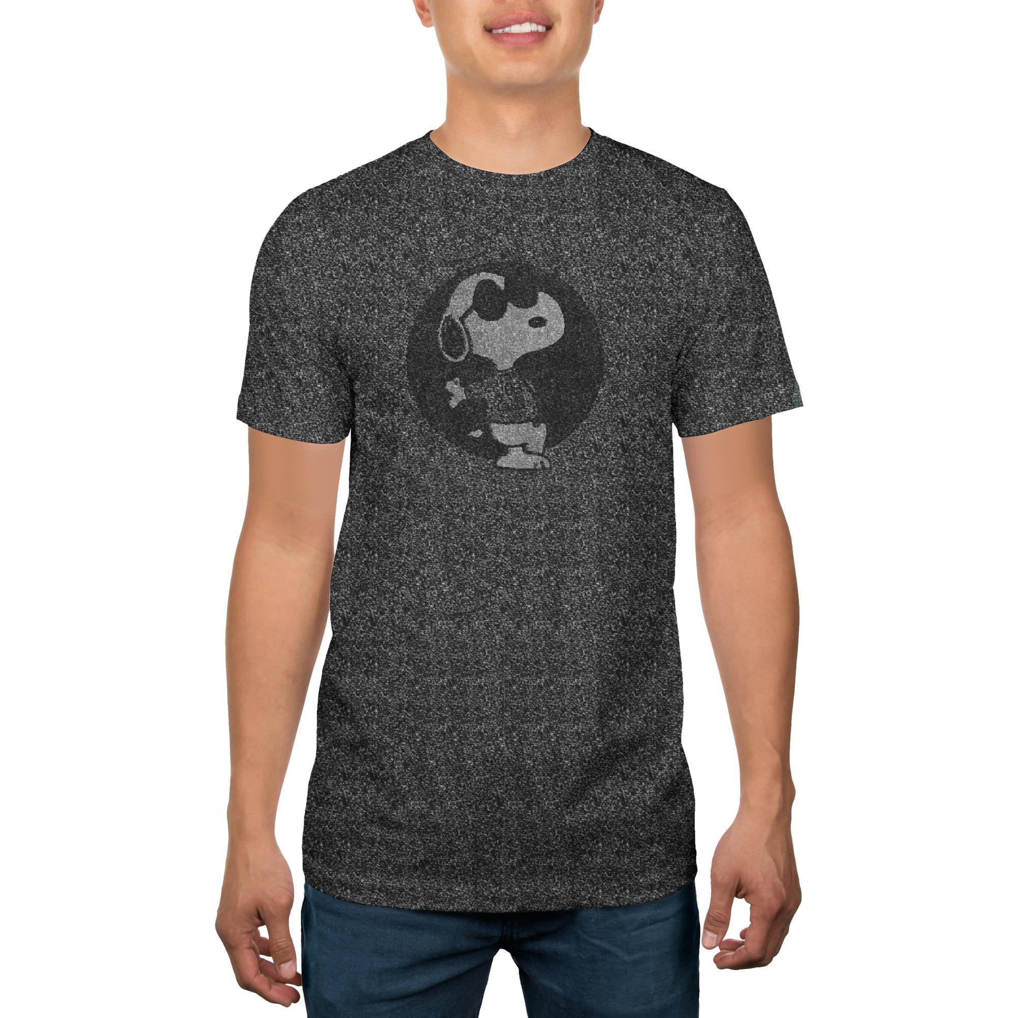 Snoopy Joe Cool Big Men's Graphic Tee, 2XL