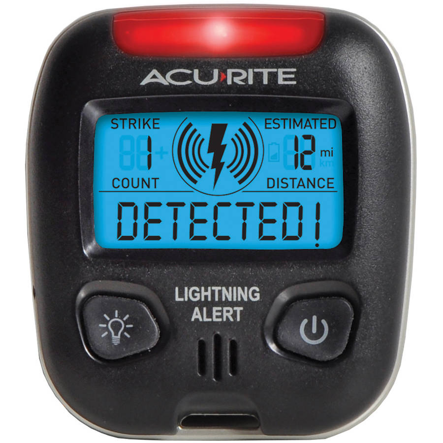 acurite 75077 weather forecaster 330 ft wall mountable
