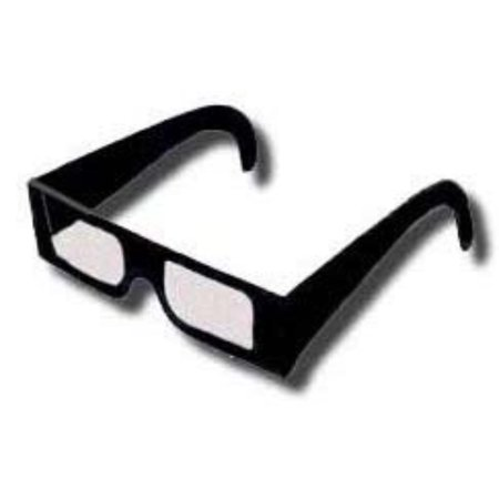 Crayola Chalk authentic Cardboard 3D Glasses (5 Pairs), If you need extra 3D Glasses for your Crayola Products such as 3D Chalk, these are the ones. By 3Dstereo Glasses](Cardboard For Sale)