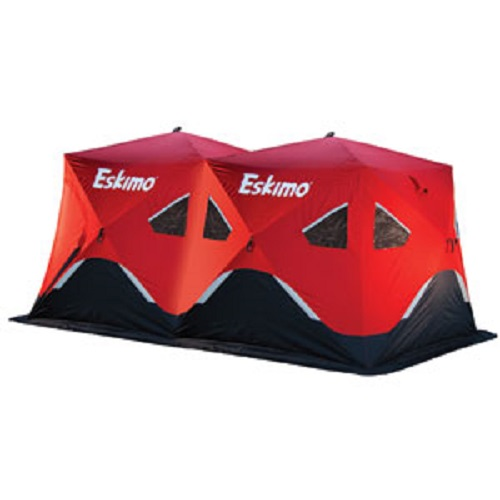 Eskimo Fatfish 9416 FF9416 7-9 Person Portable Pop Up Ice...