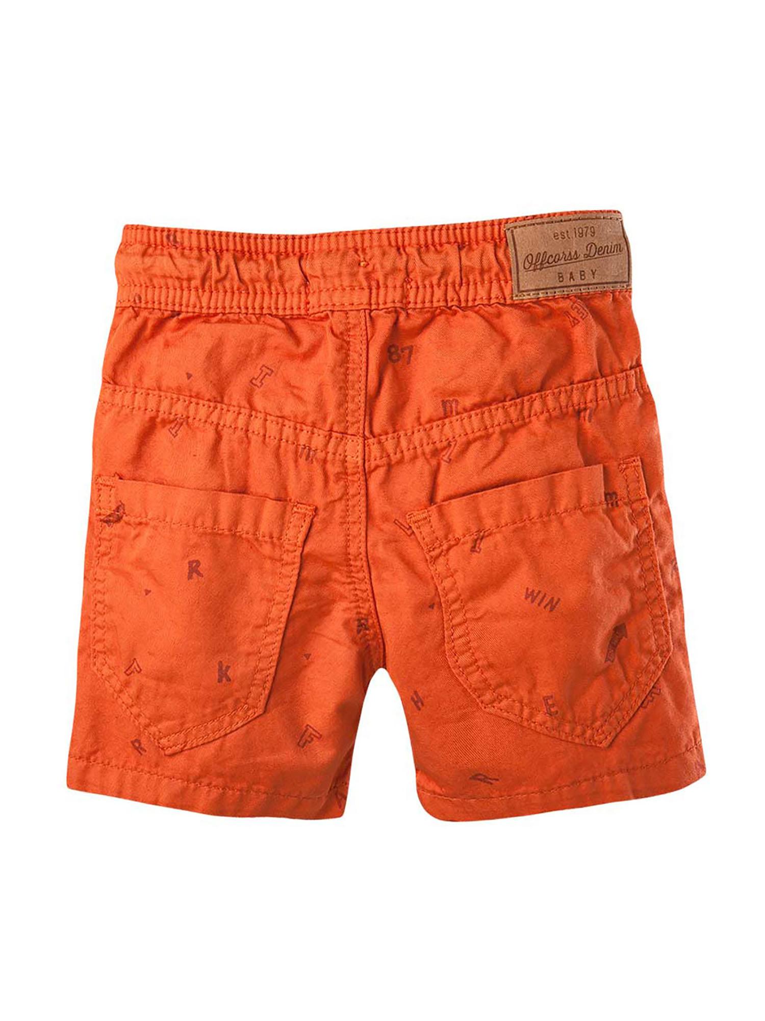 3d4526429 OFFCORSS - OFFCORSS Toddler Boy Denim Flat Front Shorts Slim Fit Bermudas  Short Para Niños - Walmart.com