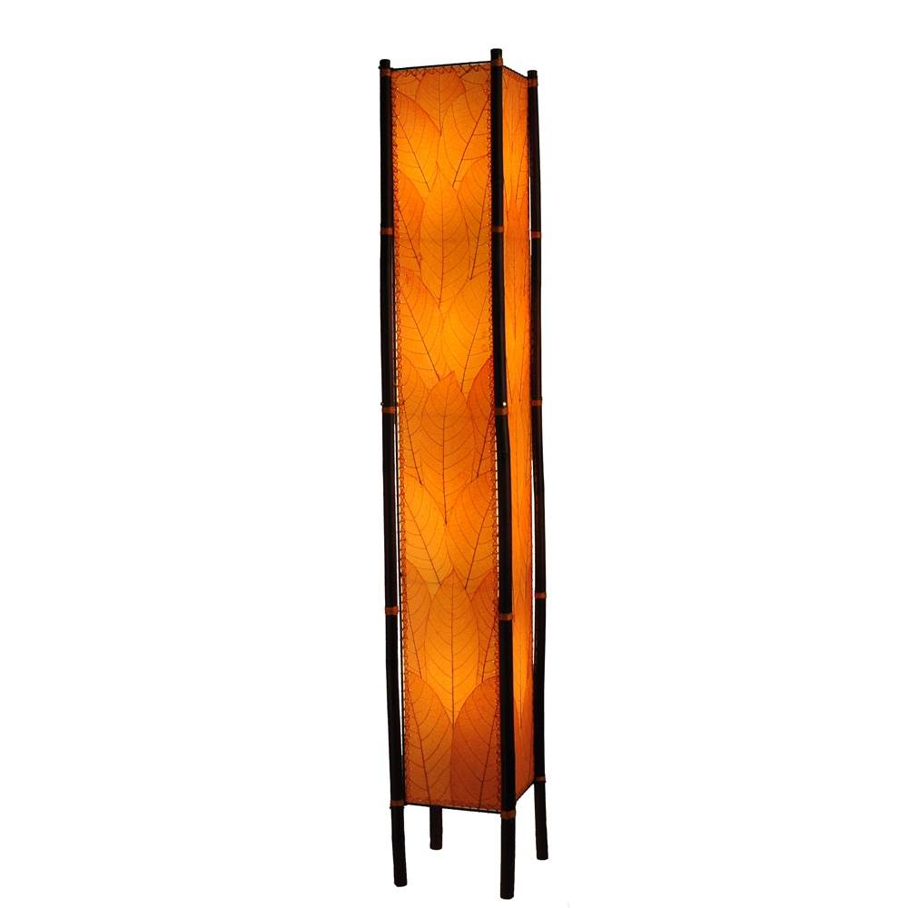 Fortune Giant Floor Lamp in Orange