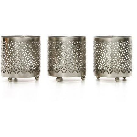 - Elegant Expressions Jar Candle Sleeves, Set of 3