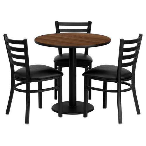 Flash Furniture 4 Piece Dining Set