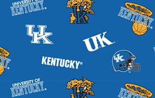 University of Kentucky Vinyl Decal for laptop windows wall car boat