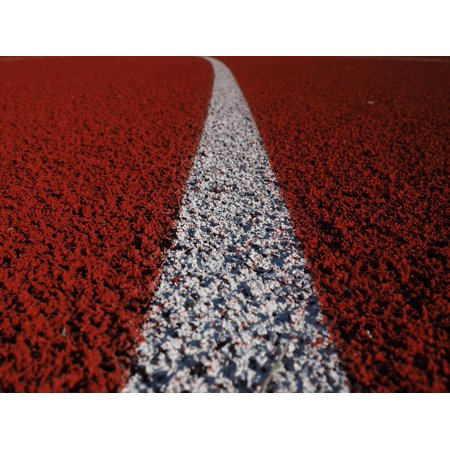 Canvas Print Stripes Line White Mark Career Tartan Track Stretched Canvas 10 x 14