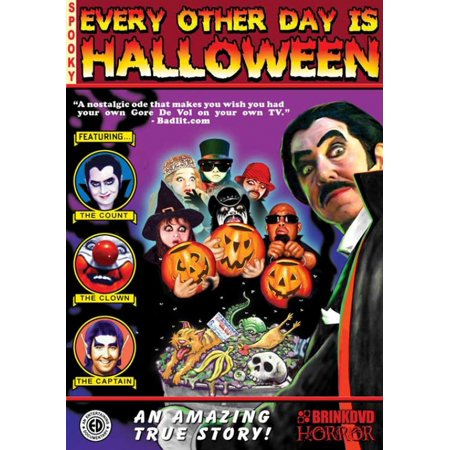 Halloween 11 Days (Every Other Day Is Halloween Movie Poster (11 x)