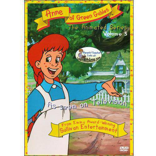 Anne Green Gables: Animated Series, Vol. 3
