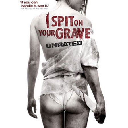 I Spit On Your Grave (DVD) - Halloween On Netflix 2017