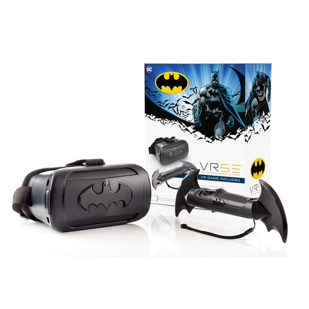 VRSE Batman Virtual Reality Gaming Set
