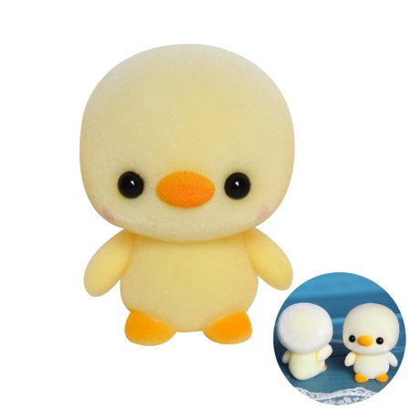 Stuffed Toy Soft Plush Doll Mini Cute Duck Toy Baby Doll Collector