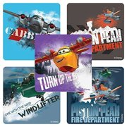 Disney Planes Fire & Rescue Stickers - Birthday Party Favors - 75 per pack