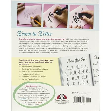Design Originals-Super Simple Hand Lettering