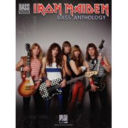 Iron Maiden Bass Anthology (Songbook) - eBook