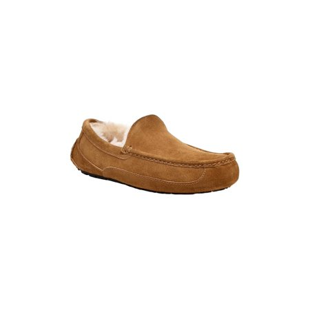 Ugg Australia Mens Ascot Suede Closed Toe Slip On Slippers ()