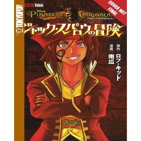 Disney Manga: Pirates of the Caribbean - Jack Sparrow's Adventures](Disney Jack And The Neverland Pirates)