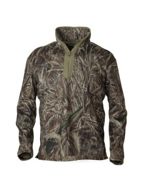 ed79004aa474c Product Image Banded Gear Plumage Fleece Pullover Realtree Max-5 Large