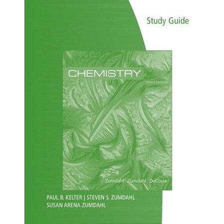 Study Guide for Zumdahl/Zumdahl/Decoste's Chemistry, 10th (Laboratory Studies In Earth History 10th Edition)