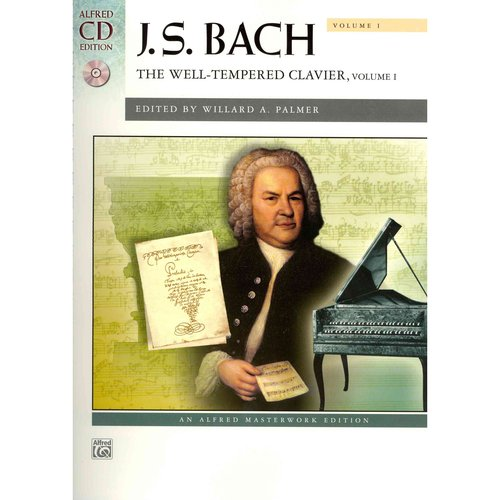 J S Bach: The Well-Tempered Clavier