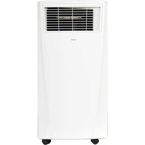 Haier HPB08XCM-LW 8,000-BTU Portable Air Conditioner, White