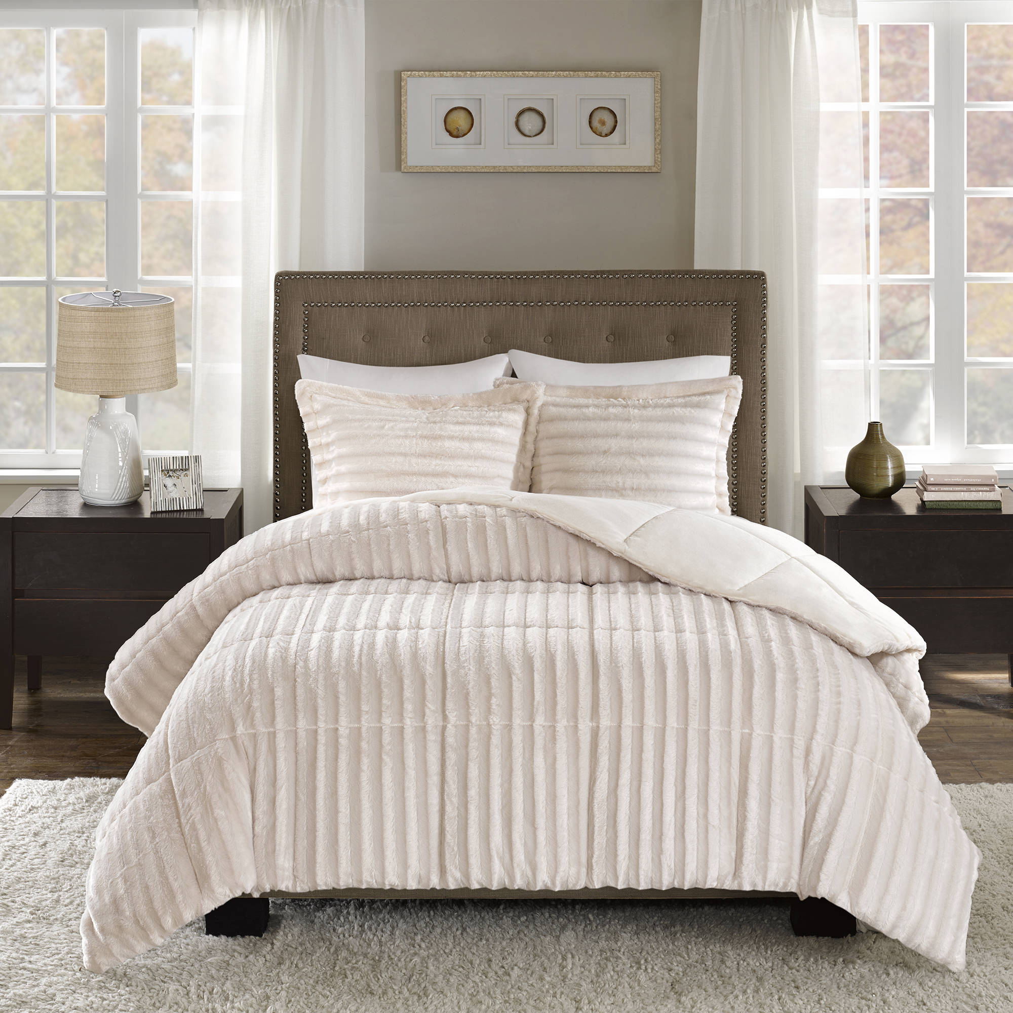 llc fur ensemble with at pattern products shot bella embroidered pm bedding screen motives colored will pillows faux by comforter natural and interior smith