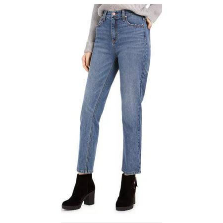 Celebrity Pink Girls Nostalgic High Rise Slim Straight Leg Jeans, 13/31
